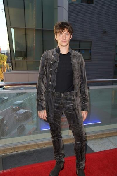 Dancer Sergei Polunin attends the 6th Annual Celebration of Dance Gala Presented by The Dizzy Feet Foundation at The Novo by Microsoft on September 10, 2016 in Los Angeles