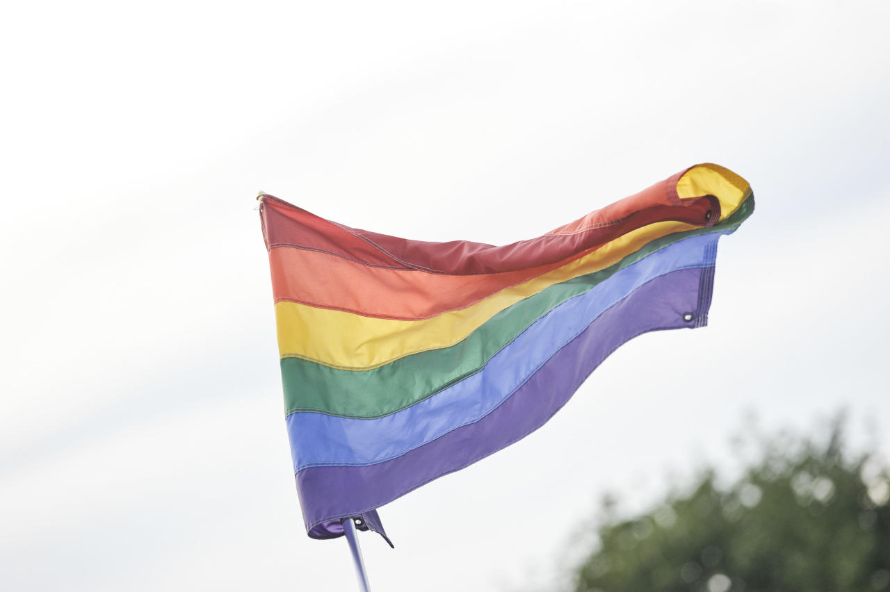 A flyer at Cleveland State University had urged LGBT students to kill themselves