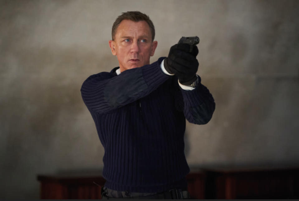 The release of 'James Bond: No Time to Die' for Malaysian cinemas has been from September 30 to November 25. — Picture courtesy of United International Pictures Malaysia