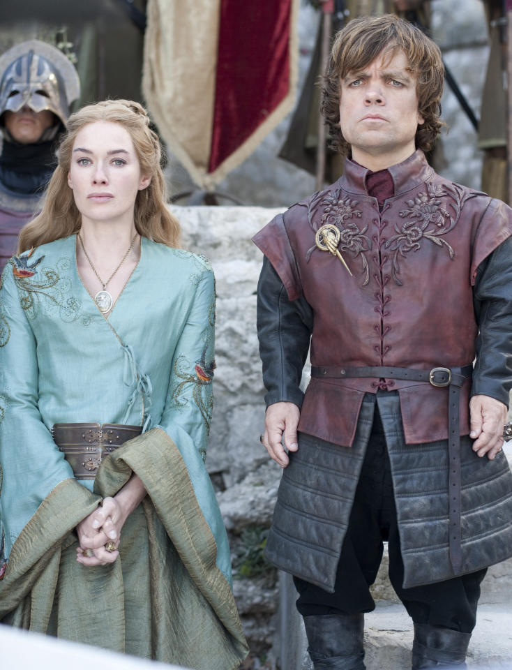 "Outstanding Drama Series: ""Game of Thrones"""