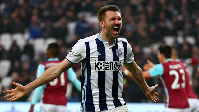 Gareth McAuley secured his West Brom future to the age of 38 by signing a one-year contract extension.