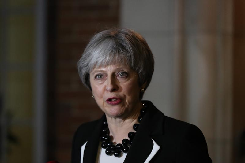 <strong>Theresa May has pledged to tackle sexual harassment in Parliament</strong> (PA Wire/PA Images)