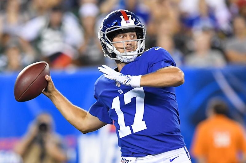 Lions hold tryout for 3 players including QB Kyle Lauletta