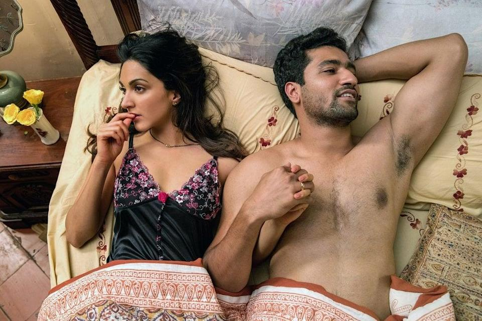 """<p>Love, lust, sex, and modern relationships are all explored in the 2018 film <a href=""""https://www.netflix.com/title/80991033"""" class=""""link rapid-noclick-resp"""" rel=""""nofollow noopener"""" target=""""_blank"""" data-ylk=""""slk:Lust Stories""""><strong>Lust Stories</strong></a> from the viewpoint of four Indian women.</p>"""
