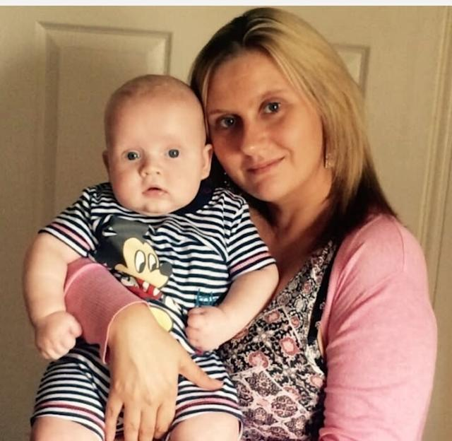 Christine Lamb had dreamed of taking her son Jack to Wigan games (Christine Lamb)