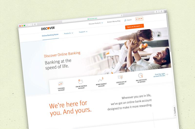 Discover Just Gave You Another Reason to Consider Switching to an Online Bank