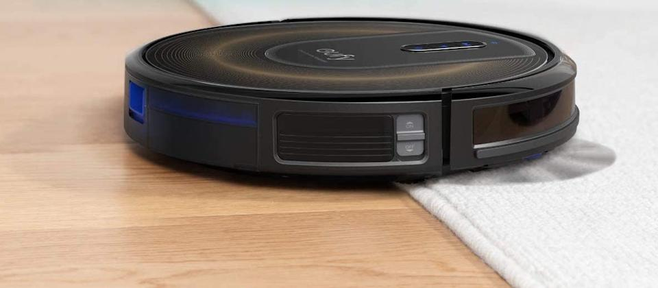 It easily cruises from hardwood to carpet. (Photo: Amazon)