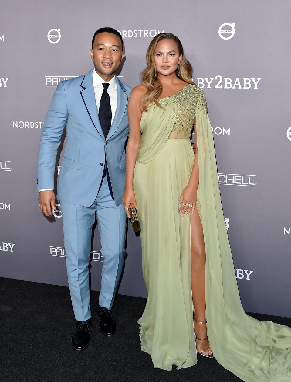 John Legend and Chrissy Teigen's Love Story Owes Everything to Ed Hardy