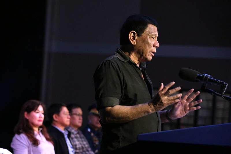 Survey results downplay Duterte critics' 'loud hysterics'