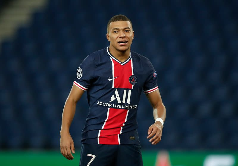 Champions League - Group H - Paris St Germain v RB Leipzig