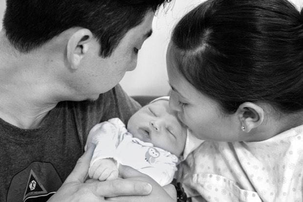 Mariana Medina and her husband, Camilo Martinez, said goodbye to baby Alana just 18 hours after she was born. They are suing the funeral home owner, who has admitted to getting rid of the baby's ashes.  (Mariana Medina - image credit)