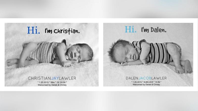 North Dakota Mom Gives Birth to Twin Boys, and Only One Has Dwarfism