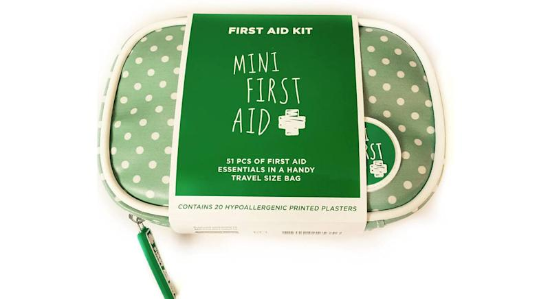 Best Travel Baby First Aid Kit