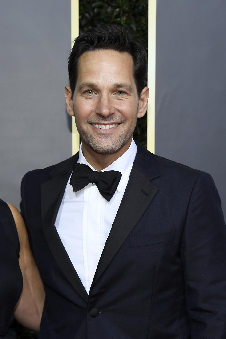 Paul Rudd arrives to the 77th Annual Golden Globe Awards