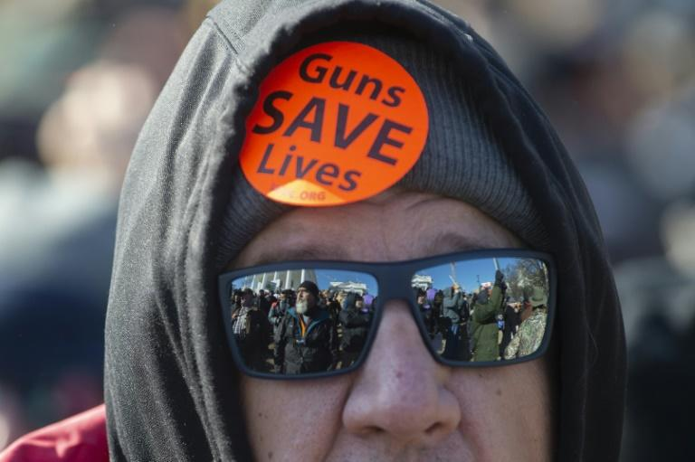 More than 100 Virginia counties and localities have declared themselves Second Amendment sanctuaries, threatening not to apply proposed new laws on firearms
