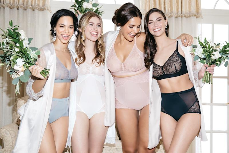 Spanx Expands Into Bridal With the Prettiest Lace Shapewear Ever