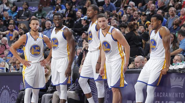 "<p>The Warriors are changing. No team can be any one thing forever, least of all a team that keeps the focus of the entire league. Golden State is at the heart of most every parlor game between league personnel, and most every thought exercise bandied about in coaches meetings. We're now in year three of teams wondering how the hell they're going to beat the Warriors, and the fermentation of those ideas—coupled with some organic shifts in the way the Warriors play—have made this team distinct from versions past. Let's examine how:</p><h3><strong>Kevin Durant is scoring differently</strong></h3><p>As expected, Durant's arrival in Golden State last season sharpened every edge of his game. No defense could properly account for his size, speed, and shooting as it was—even in the most predictable isolation scenarios. Golden State took that same suite of basketball attributes and honed it against the rhythm of the league's most unstoppable offense. Durant had been more prolific, but never more devastating.</p><p>That hasn't exactly changed, though the manner in which Durant scores subtly has. Last season, Durant drove headlong to the rim at every opportunity, enjoying the open air of a spread offense after years of playing with questionable shooters. The newest Warrior also seemed eager, at times, to prove that he was capable of exactly the kind of dynamic off-the-dribble attacking that Golden State seemed to lack in the 2016 Finals. Those days are over. The Warriors are champions again and Durant has fully settled in.</p><p>With that comes one notable change to his shot profile: Durant is rooting more of his offense in the mid-range. Watch Durant in action and you can see his evolving approach: the way his first dribble has become more of an evaluation than an explosion, how he sets up his defender and what shots that allows him to create. Around 7% of Durant's shot attempts have moved from the restricted area to the mid-range, according to <a href=""http://nba.com/"" rel=""nofollow noopener"" target=""_blank"" data-ylk=""slk:NBA.com"" class=""link rapid-noclick-resp"">NBA.com</a>, and with that his free throw rate has dipped to career-low levels.</p><p>One might take this as a natural byproduct of Stephen Curry's absences this season. Take Curry out of the lineup, after all, and the scope and direction of Durant's contributions must change. Yet the trend holds both when Durant plays with Curry and without. No matter the circumstances this season, Durant is finding more of his offense at a moderate distance. It works just the same because Durant is an aberration. The same kinds of shots that would feel like a compromise for other players and offenses fly in this case because Durant is converting mid-range shots at a 49% clip. Whatever the cost to his individual efficiency, the Warriors benefit from the diversification and Durant himself better preserves his body for a long season.</p><h3><strong>The death lineup is on ice</strong></h3><p>Weirdly enough, Golden State's best theoretical lineup—of Durant, Curry, Draymond Green, Klay Thompson, and Andre Iguodala—has been a clear net negative this season. Necessary caveats apply. Various injuries have kept that unit to 58 total minutes this season, hardly enough to make any definitive claims. That said, the evidence has been striking enough to take note. </p><p>Early in the season, we saw the Warriors roll out this lineup in the seeming expectation of a run. The players may have gotten ahead of themselves; this lineup only really goes when everyone is running and cutting and switching and scrambling at full speed. When they commit at that level, this group is still the most ruthless in the league. Anything less and they risk painful mistakes on both sides of the ball. </p><p>Thus far, this group has played in exactly the style you'd expect but with none of the substance. It might be the clearest casualty of Golden State's relaxed commitment to defense on a possession-to-possession basis.</p><h3><strong>Jordan Bell changes the shape of the rotation</strong></h3><p>Clearly the Warriors thought enough of Bell to fork up $3 million—more than triple Bell's salary—for the chance to select him at No. 38 overall in the draft, but even that understates his increasing importance to the Warriors. Bell could easily be one of the team's most important contributors by season's end. His presence alone almost makes JaVale McGee redundant; Bell poses a similar vertical threat (though at less extreme dimensions, in McGee's defense) but with only a fraction of the headaches. </p><p>We've seen Bell start for Green in a pinch and play minutes at center in high-leverage situations. Results have been mixed. Opponents will continue to test Bell as a roller and cutter, challenging him to find ways to contribute when he can't immediately catch and finish. Sometimes Bell makes smart reads out of those situations, throwing just the sorts of passes that Green would. In other cases, he halts the flow of the offense entirely by freezing up when he needs to make a move. </p><p>The reps are what matter most at this point. Bell will see time in the playoffs out of matchup necessity. Zaza Pachulia and David West aren't cut out for every opponent and every series, leaving Bell as one of the most appealing options on the board. Some plus-minus magic is well within his reach.</p><h3><strong>Golden State is better surviving its minutes without Steph</strong></h3><p>While it wasn't quite a Westbrook-level effect, last season's Warriors—an all-time titan of a team—essentially played their minutes without Curry to a wash. They've been much more successful since. The Steph-less Warriors are outscoring opponents by six points per 100 possessions, a net rating that would otherwise rank third in the league. </p><p>It goes without saying that Golden State's style of play changes without Curry. So it goes when the best shooter of all-time exits the stage. But where last year's team plugged in Ian Clark (who played over 1000 minutes last season) as a sort of Curry surrogate, these Warriors have leaned into their weirdness. Patrick McCaw, a second-year defender and slasher with an inconsistent jumper, has stepped in for Curry situationally. Durant has run the offense with Green and/or Iguodala facilitating. Shaun Livingston, who is really more of a natural wing at this stage of his career, nominally plays the point but shares creative responsibilities with ease. Few other teams, if any, could operate this way. In Oakland, it works.</p><h3><strong>Andre Iguodala fell back to earth</strong></h3><p>The league is wise to Iguodala, who—all things considered—would prefer not to shoot very often. Last season, that served him well. Defenses so readily left Iguodala to guard against other threats that they left the door open for clean looks and a surprisingly efficient campaign. Iguodala was as confident as he's looked in years while shooting 53% from the field and 36% from three.</p><p>That Iguodala is gone. The current version is again reluctant to even attempt layups. His shooting percentages (42% overall, 23% from three) have cratered. Within the arc, Iguodala is whiffing on long twos—a shot he made at an unsustainable 55% clip last season. Beyond it, Iguodala has been forced into more makeshift offense than is comfortable. Some of that is a situational byproduct. Curry and Green, the creators historically responsible for many of Iguodala's open looks, have both missed enough time to warp Iguodala's production. Still it's strange that Iguodala is attempting fewer corner threes than he has in years, floating out instead toward the top of the floor. </p><p>The offense is still better with Iguodala than not, as is Golden State overall. If he continues to shoot <em>this</em> poorly, however, the calculus of guarding the Warriors—how overtly opponents can abandon Iguodala and what that means for the playing rotation on the whole—could begin to shift.</p>"