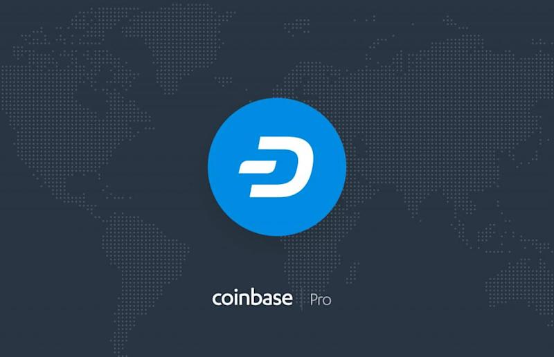 Coinbase Pro to list Dash on September 16