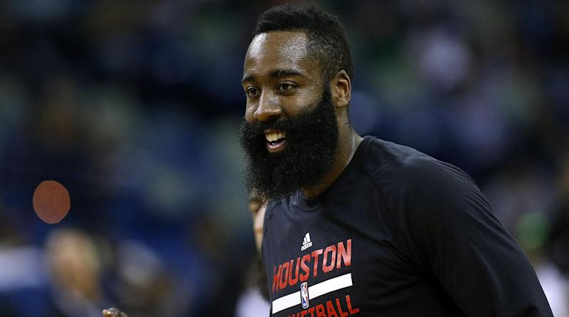 Harden signs extension, giving him richest National Basketball Association contract ever