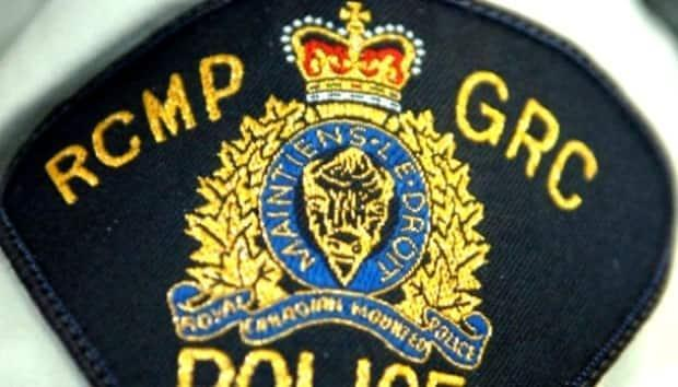 An off-duty RCMP officer happened to be in the area when the collision occurred.  (RCMP - image credit)
