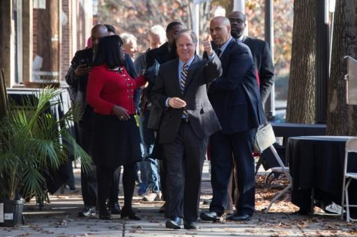 <p>Alabama chooses a senator in test for scandal-buffeted Republicans</p>