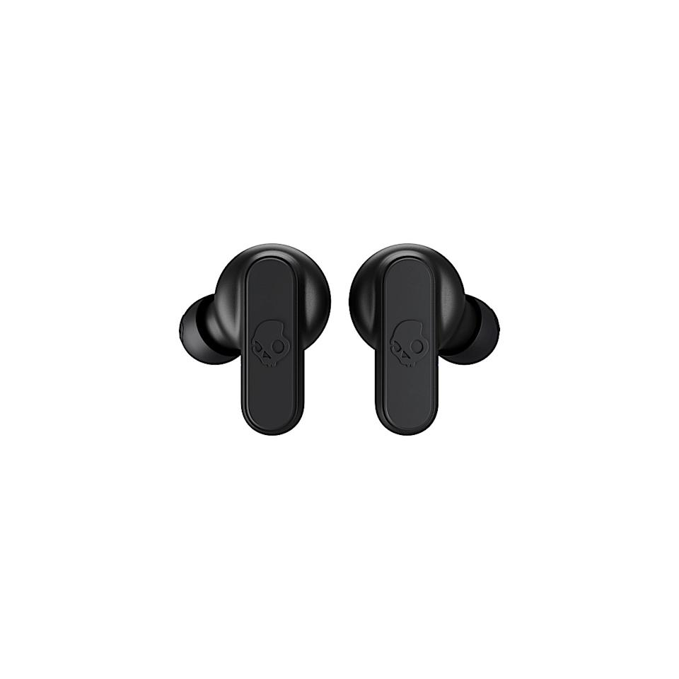 Skullcandy's Dime earbuds offer most of the perks of true wireless at a fraction of the cost.