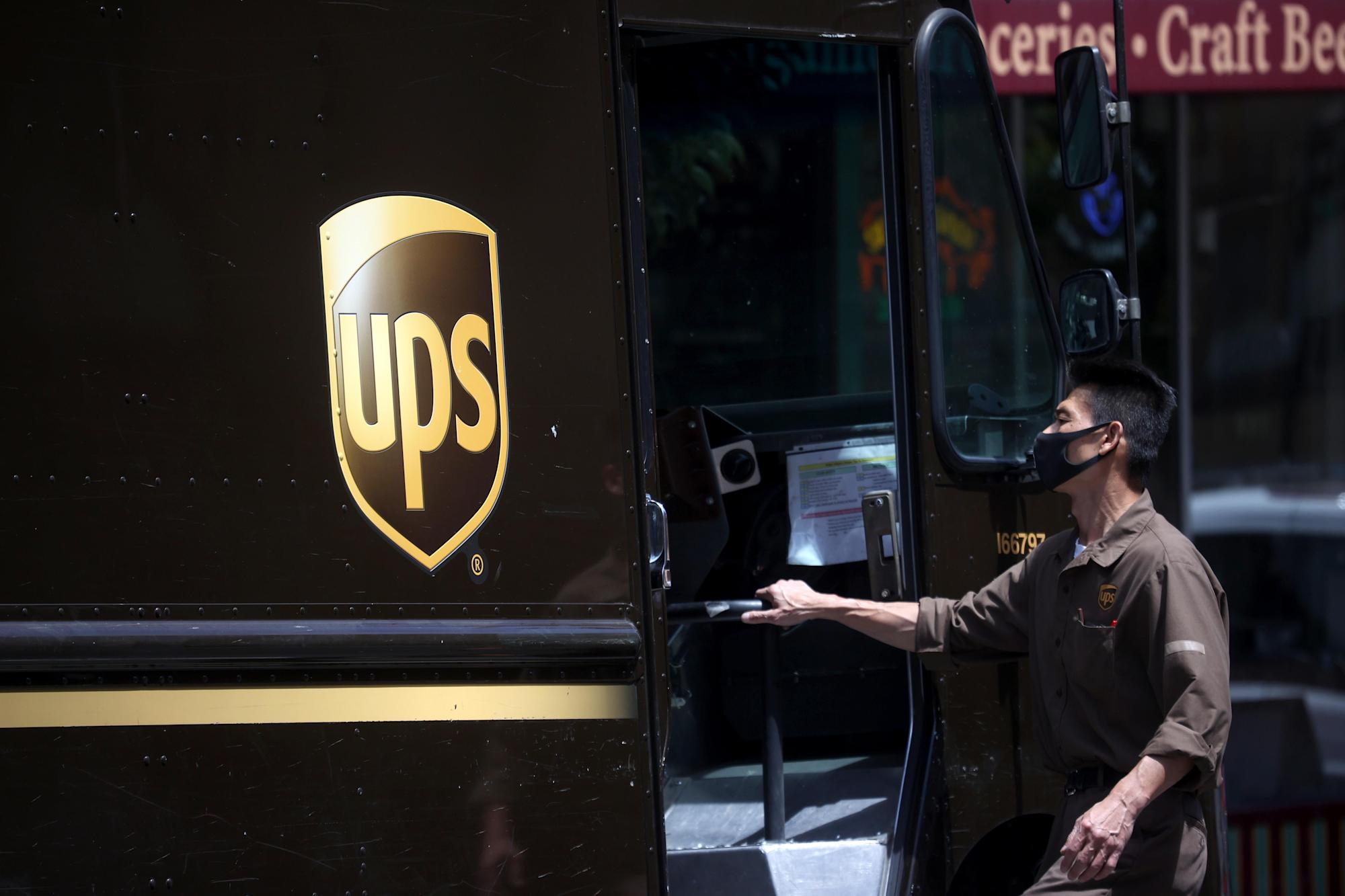 UPS relaxes rules on employees having beards, piercings ...