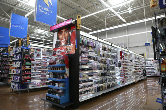 Walmart is combining legacy brands with emerging names to create a more compelling assortment.