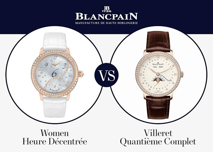 Photo credit: Courtesy of Blancpain