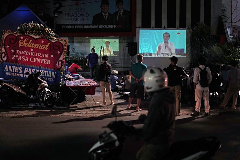 Indonesia Says Election Under Attack From Chinese, Russian Hackers
