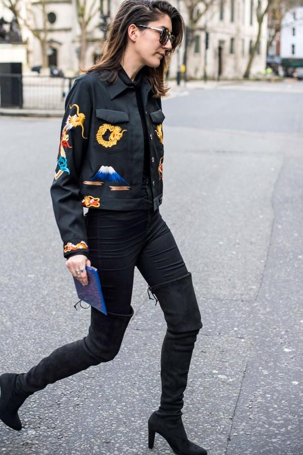 London Street Style How To Dress For Gloomy Weather