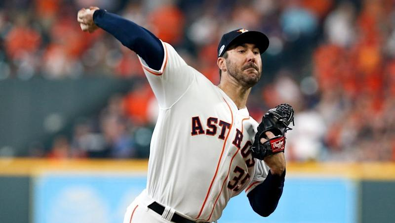 Houston Astros, Justin Verlander Agree To Extension