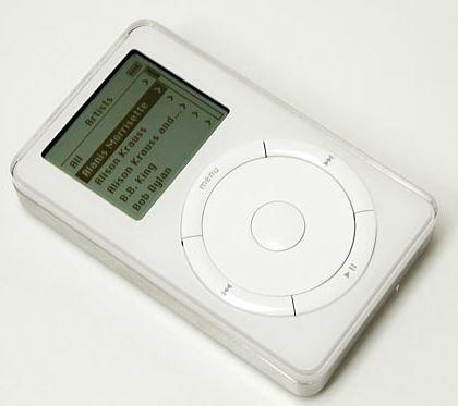 <p>First generation iPods have changed hands for eye-watering sums – but only for one of the very first generation model, with black-and-white display and directional buttons, and even then only still in the original packaging. For a pristine first-gen 5Gb iPod, still in the packaging, buyers have paid up to £10,000 each – for a used one, you can expect around £700. </p>