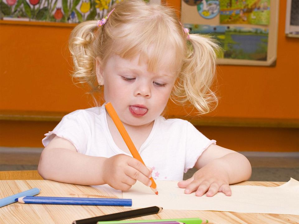 <p>The first five years of a child's life are crucial for development</p> (Alamy)