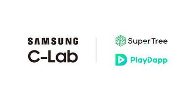 SuperTree is named as part of C-Lab Outside, of Samsung Electronics.