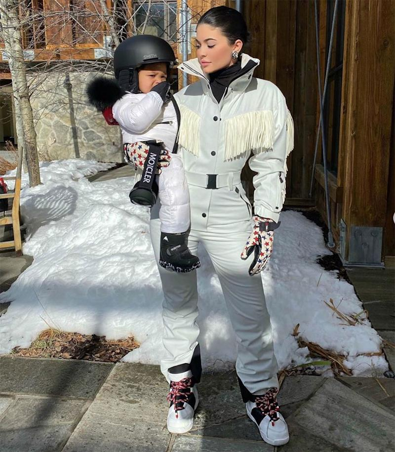 Kylie Jenner and daughter Stormi | Kylie Jenner/Instagram