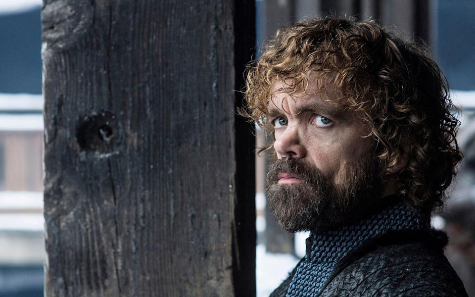 "Tyrion Lannister (Peter Dinklage) war eine der zentralen Figuren in ""Game of Thrones"". Die Figur könnte in einem geplanten Broadway-Stück bald ein Revival erleben. (Bild:  2019 Home Box Office, Inc.)"