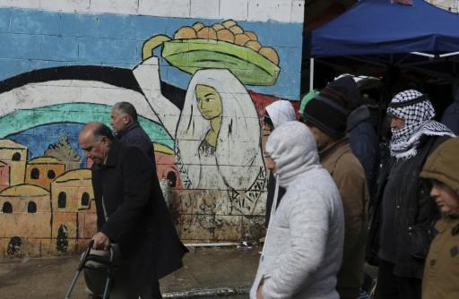 Palestinians in the West Bank city of Ramallah expect little from Trump's peace plan to be announced next week