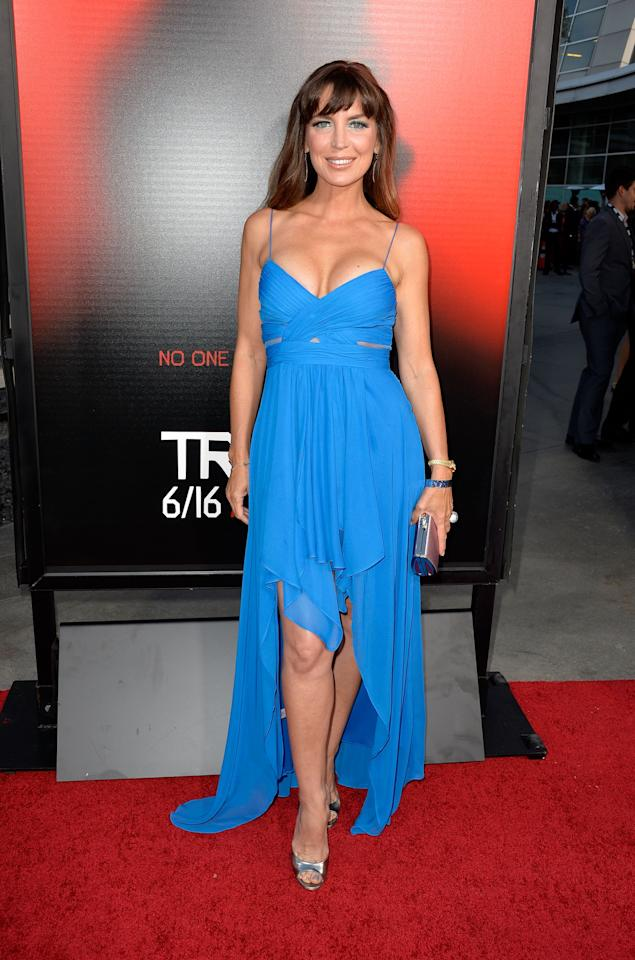 HOLLYWOOD, CA - JUNE 11: Actress Sandra Vidal attends the premiere of HBO's 'True Blood' Season 6 at ArcLight Cinemas Cinerama Dome on June 11, 2013 in Hollywood, California. (Photo by Frazer Harrison/Getty Images)