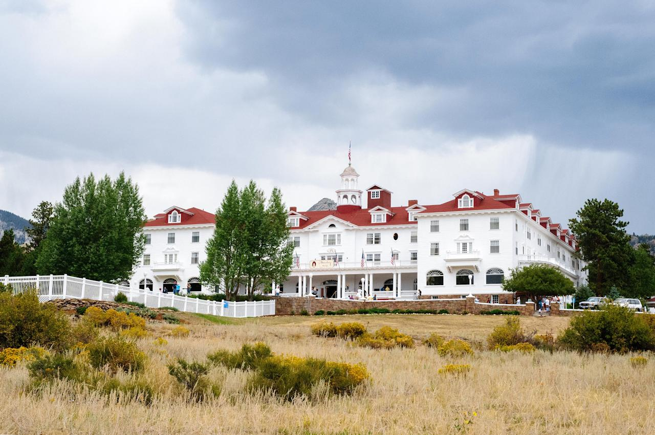 "<a href=""https://www.cntraveler.com/hotels/estes-park/the-stanley-hotel?mbid=synd_yahoo_rss"">The Stanley Hotel</a>'s stately Georgian architecture and world-renowned whiskey bar have lured travelers to Estes Park since the hotel opened in 1909. But the Stanley reached new levels of fame after inspiring Stephen King's fictional Overlook Hotel from <em>The Shining</em>. That eerie association aside, many other <a href=""https://www.cntraveler.com/stories/2016-04-14/by-golly-a-ghost-may-have-been-spotted-at-the-stanley-hotel?mbid=synd_yahoo_rss"">ghost sightings</a> and mysterious piano music have been connected to the hotel. The Stanley Hotel leans into its reputation quite cleverly, offering nightly ghost tours and psychic consultations from the in-house <a href=""https://www.stanleyhotel.com/about.html"">Madame Vera</a>."