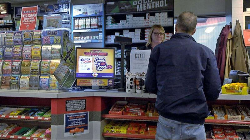 Mystery of Indiana Powerball winner excites small town