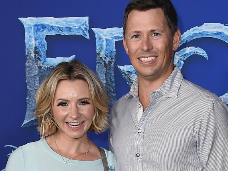 Beverley Mitchell and Michael Cameron november 2019