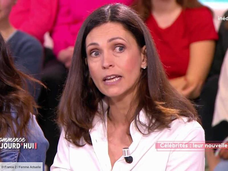 """J'étais un légume, je ne marchais plus, je ne parlais plus"" : Adeline Blondieau fait de terribles confidences sur son burn-out"