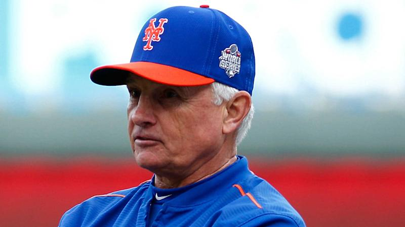 Collins resigns as Mets manager