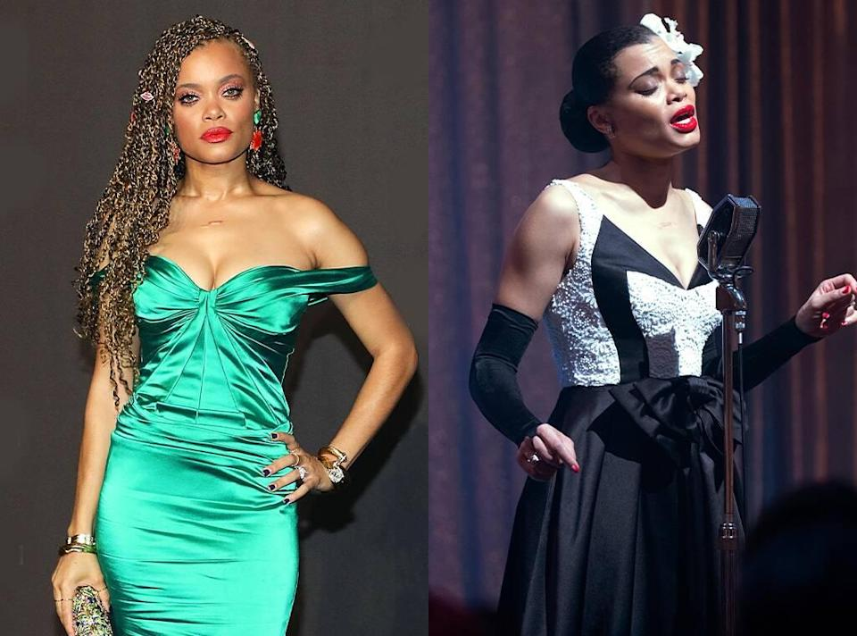 Andra Day, Billie Holiday, Transformations