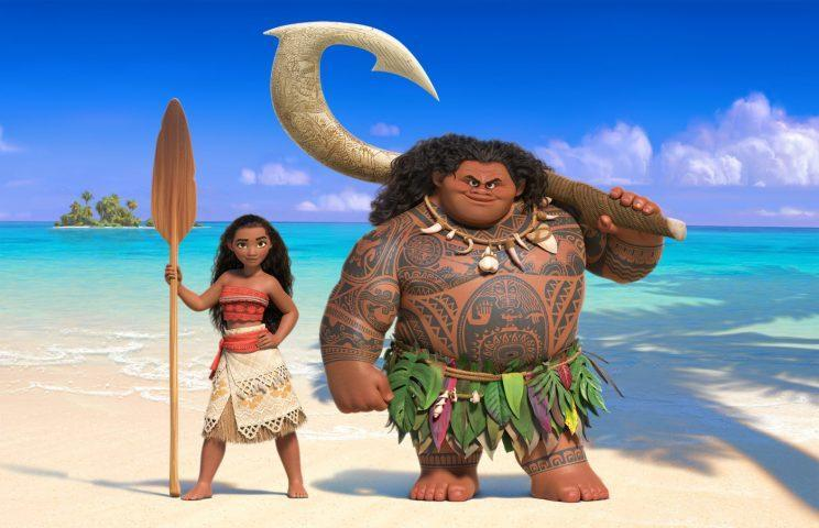 Moana is the hero of her own movie, not Maui. (Photo: Disney)