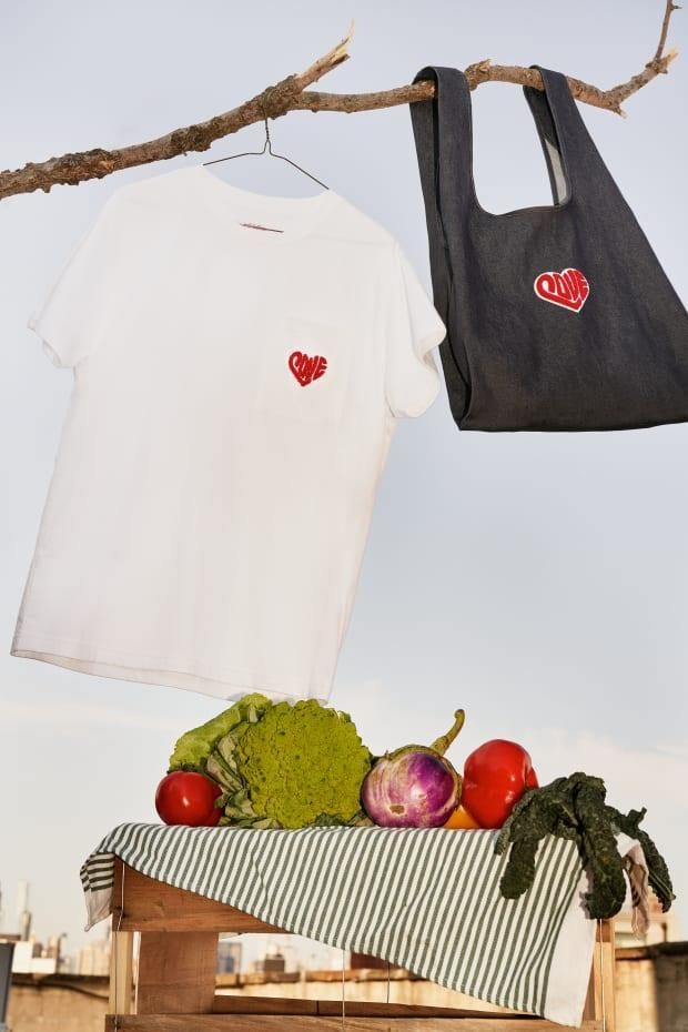 "<p>Michael Michael Kors Watch Hunger Stop LOVE Organic Cotton Unisex T-Shirt, $40, <a href=""https://www.michaelkors.com/watch-hunger-stop-love-organic-cotton-unisex-t-shirt/_/R-US_MH05MWJ97J"" rel=""nofollow noopener"" target=""_blank"" data-ylk=""slk:available here"" class=""link rapid-noclick-resp"">available here</a>; Michael Michael Kors Watch Hunger Stop LOVE Denim Tote Bag, $58, <a href=""https://www.michaelkors.com/watch-hunger-stop-love-denim-tote-bag/_/R-US_30H0MTVT9C"" rel=""nofollow noopener"" target=""_blank"" data-ylk=""slk:available here"" class=""link rapid-noclick-resp"">available here</a></p>"