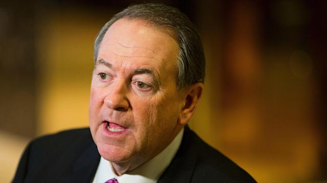 Mike Huckabee Resigns From Country Music Board After Criticism Of His Anti-LGBTQ Views