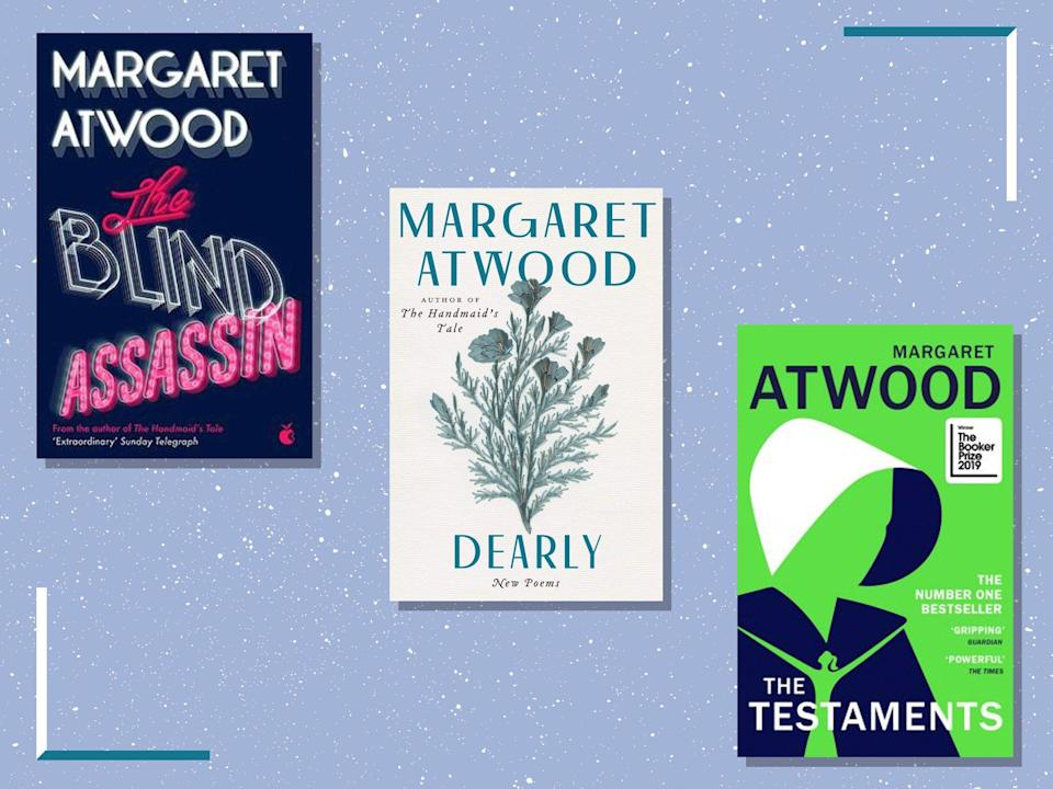 Atwood first began publishing in the 1960s (iStock/The Independent)