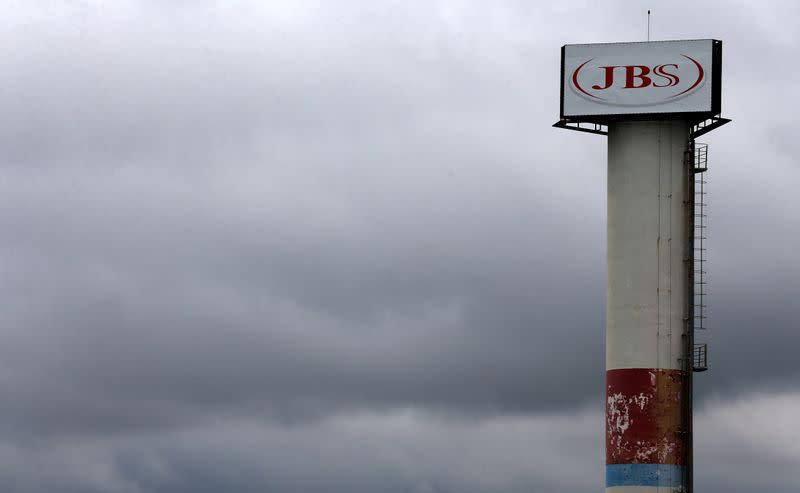 Brazil's JBS, world's top meat-packer, posts better-than-expected results